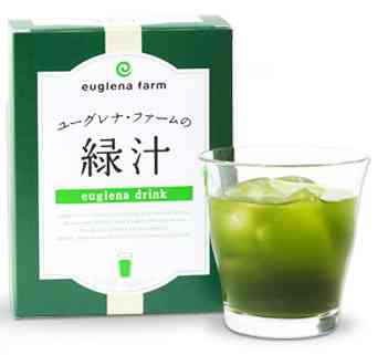 ユーグレナファームの青汁