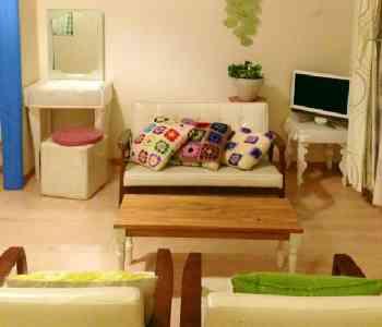 女子の部屋