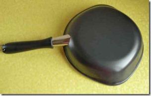 柳宗理の鉄フライパン