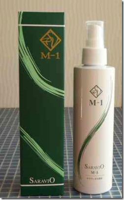 M-1ミスト育毛剤