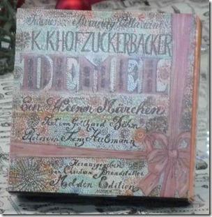ショコラ―デントルテ