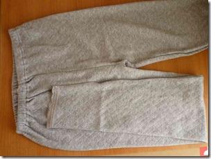 綿100%の下着ズボン