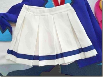 スターライト学園制服プリーツスカート