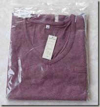 腰丈のTシャツとタンクトップ