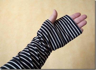 腕の日よけカバー