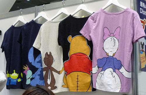 つながるTシャツ全キャラクター
