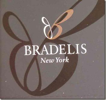 ブラデリス補整ブラのロゴ