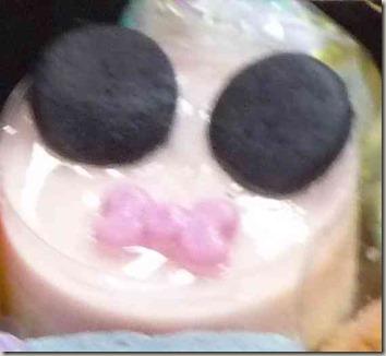ミニームースケーキ