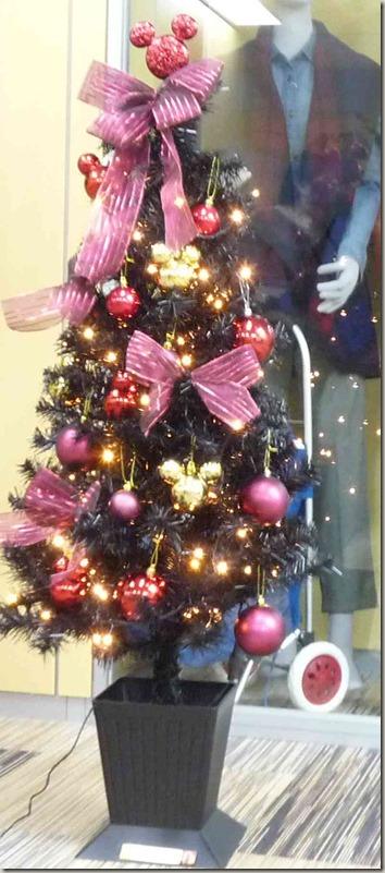 ロマンチックな大人クリスマスツリー