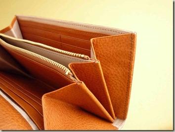 本革財布レディース