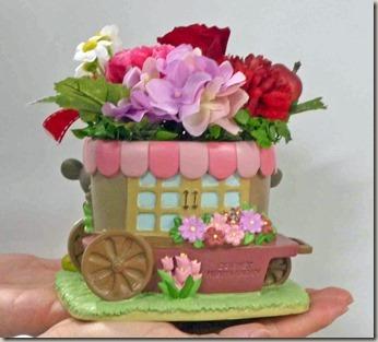 日比谷花壇母の日ディズニー