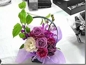 紫艶癒しのひと時