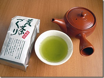緑の濃いお茶 掛川茶