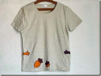 ディズニーのつながるTシャツ