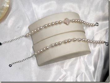 真珠卸屋ホワイトパールネックレス