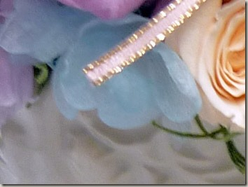 プリザーブドフラワーのバラ