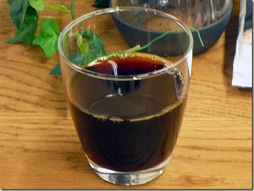 エクーアシベットコーヒー