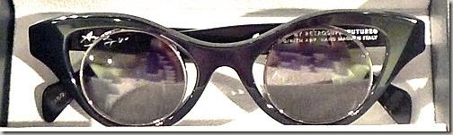 アンディウォーホルのサングラス