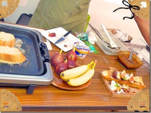 プレミアムフレンチトーストの会のアパレイユ