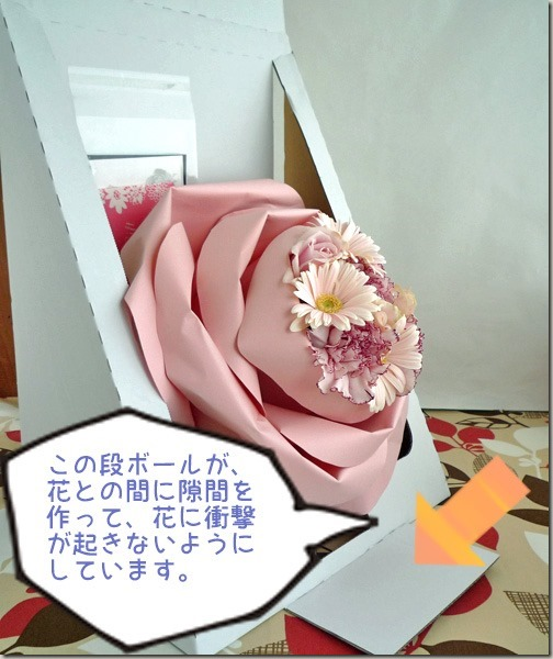 花束ペタロ・ローザ