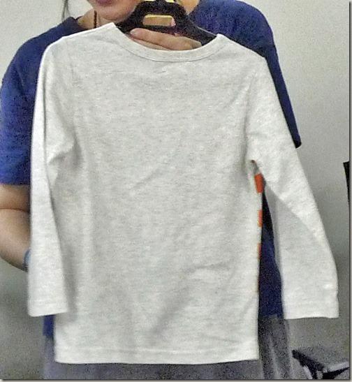 tuperaTシャツ