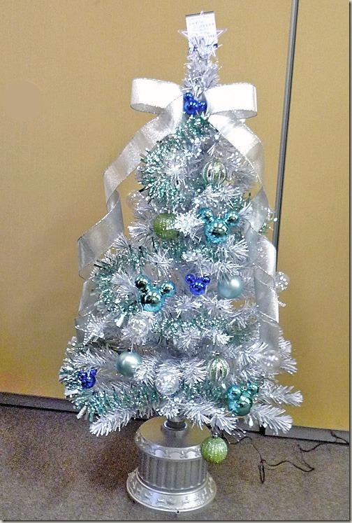 透明な気分になるクリスマスツリー