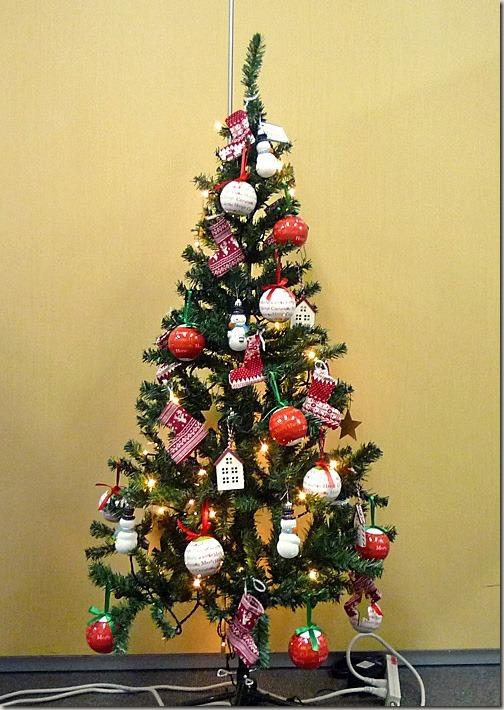 ノルディッククリスマスツリー