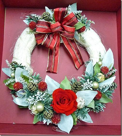 クリスマスとお正月兼用リース