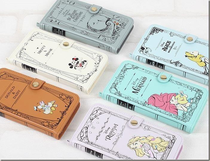 iPhone 6s/6専用のパステル調ディズニー・スマホカバー