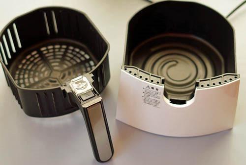 ノンフライヤー調理器具