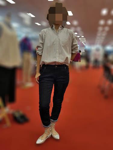 黒田知永子ファッション