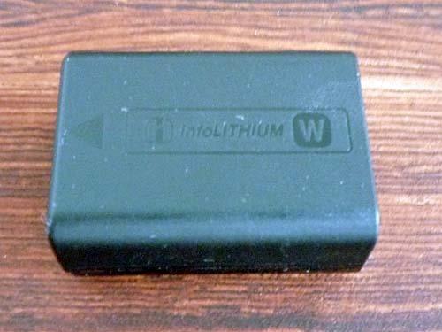 バッテリー電池