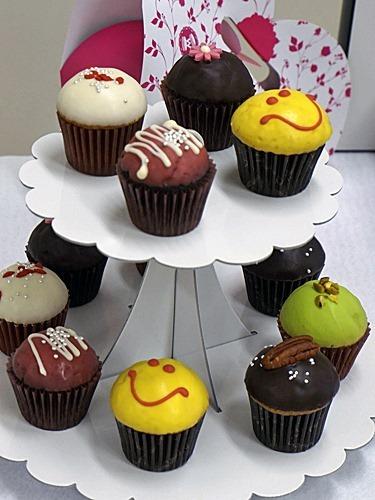 ベークドカップケーキ
