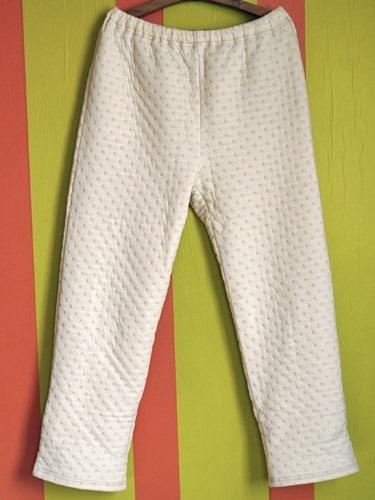 ふんわり中綿入りコットン100%のパジャマ