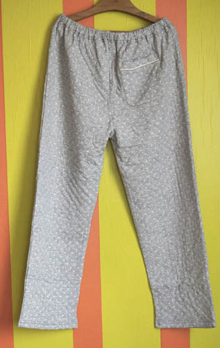中綿パジャマ