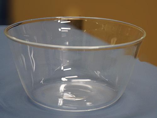 耐熱ガラスの小鉢