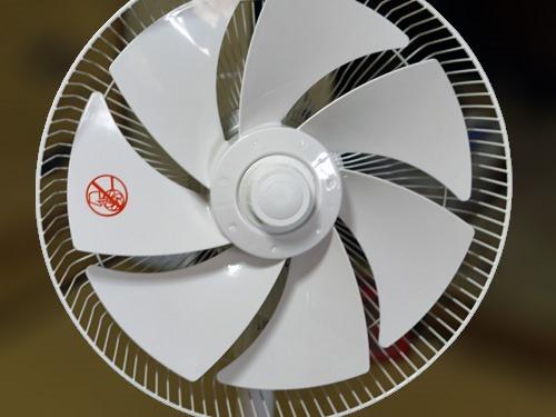 自動温度調節可能なDCモーター扇風機