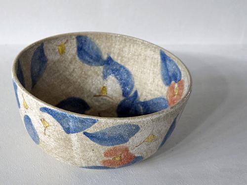 布のような陶器