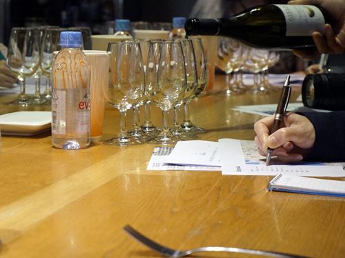 シニア ソムリエのワイン講習会