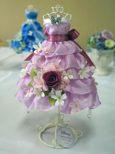 オーロラ姫のドレス