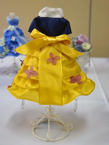 白雪姫のドレス