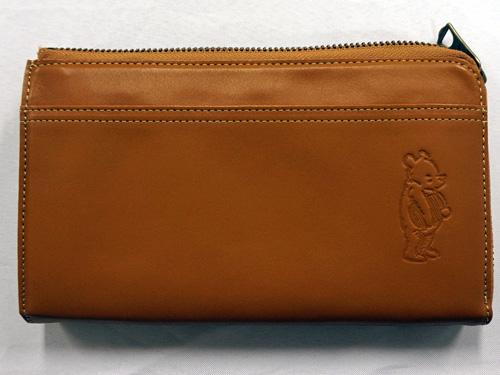 レザー長財布