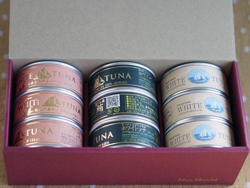 モンマルシェツナ-3種9缶セット