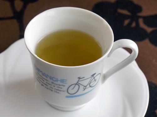 カップに入ったマテ茶