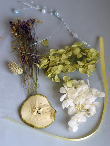 グリーンパステルの花材の種類