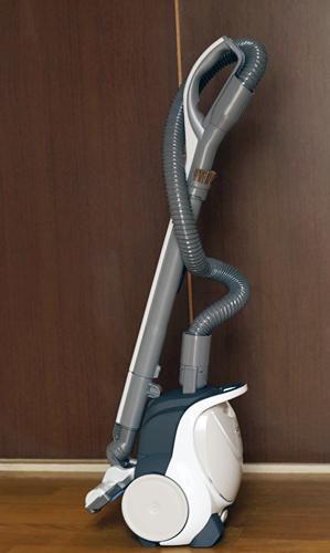 三菱TC-FJ2X掃除機の収納のイメージ